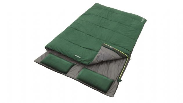 Outwell Sleeping Bag Roadtrip Double, Camping sleeping bags - Grasshopper Leisure